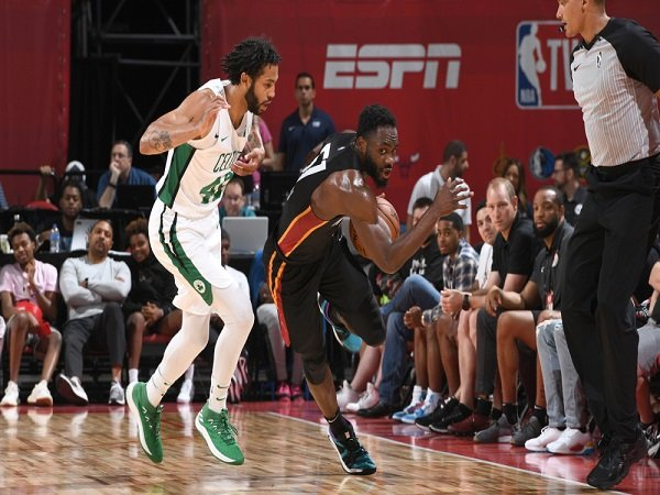 Kalahkan Heat, Celtics Tantang Blazers di Perempat Final NBA Summer League