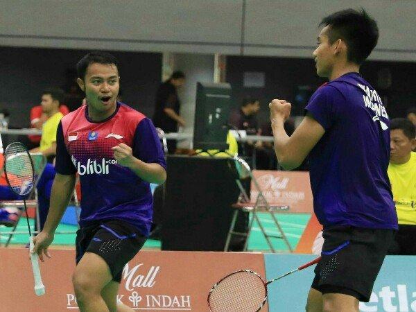Kandaskan Thailand, Indonesia Lolos Semifinal Asia Junior Championships 2018