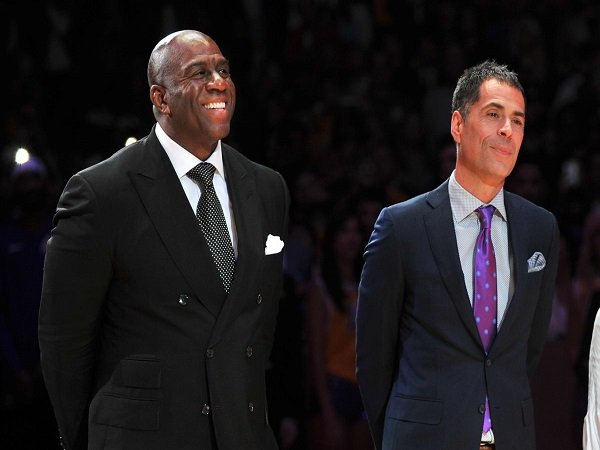Setelah LeBron James, Magic Johnson Masih Ingin Datangkan Pemain Bintang