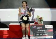 Nozomi Okuhara Juara Tunggal Putri Thailand Open 2018