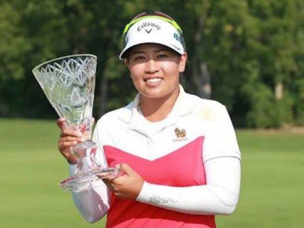 Thidapa Suwannapura Rebut Gelar LPGA Tour Perdananya