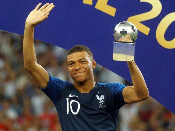 Usai Bawa Prancis Juara Dunia, Kylian Mbappe Pastikan Dirinya Bertahan Bersama PSG
