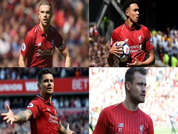 4 Bintang Liverpool di Piala Dunia Akan Kembali Pada 5 Agustus