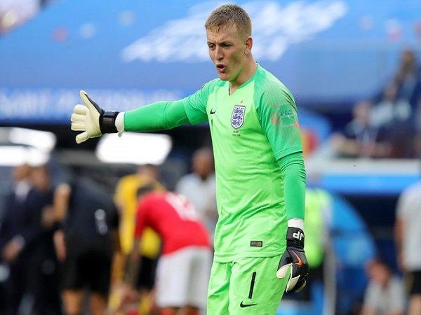 Kiper Muda Everton Berharap Bisa Jadi Penerus Jordan Pickford
