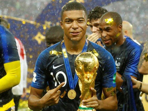 Kylian Mbappe Gunakan Penghasilannya di Piala Dunia untuk Aksi Amal