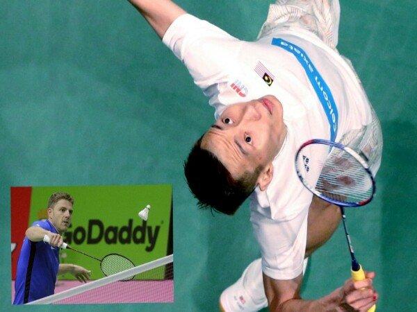 Lee Chong Wei Kembali Hadapi Laverdez di Babak Pertama Kejuaraan Dunia 2018