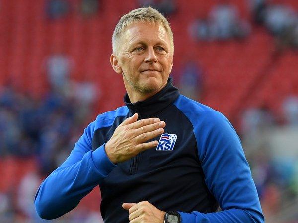 Mengejutkan! Heimir Hallgrimsson Resmi Mundur Sebagai Pelatih Islandia