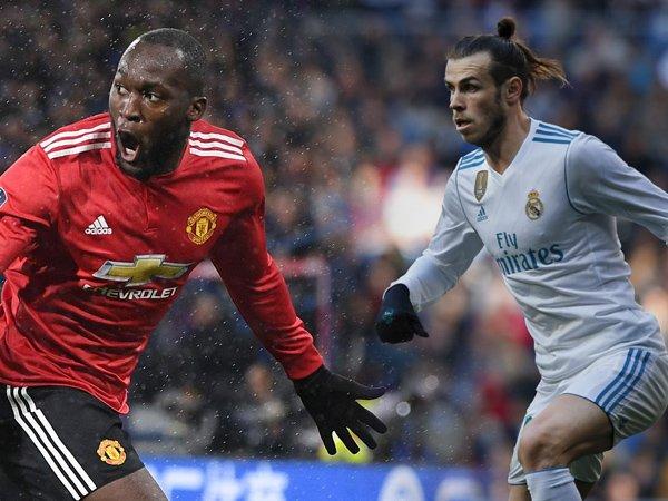 Real Madrid Punya Rencana Barter Gareth Bale dan Romelu Lukaku