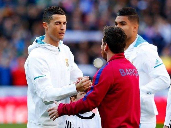 Ronaldo Bicara Soal Kelanjutan Persaingannya dengan Messi Setelah Gabung Juventus