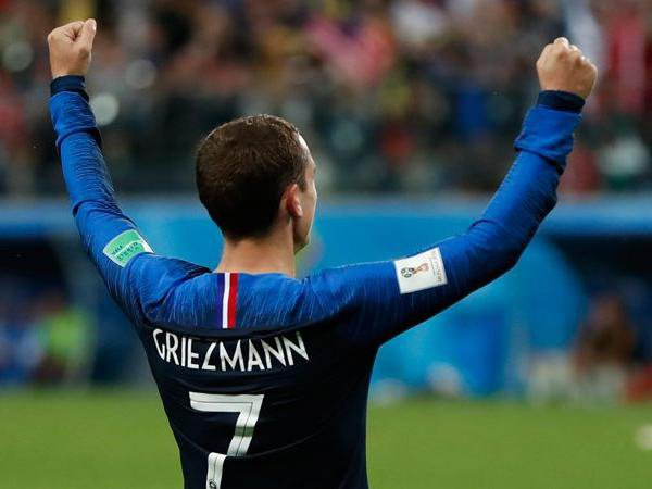 Sukses di Piala Dunia, Antoine Griezmann Ingin Bermain di Piala Super Eropa