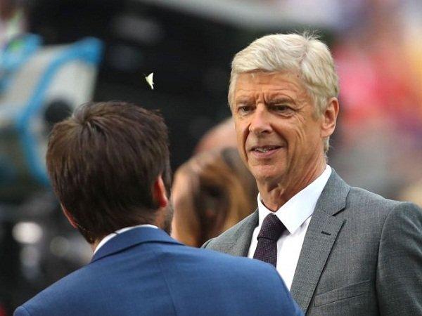 Wenger Gelar Negosiasi dengan FA Jepang Selama Piala Dunia?