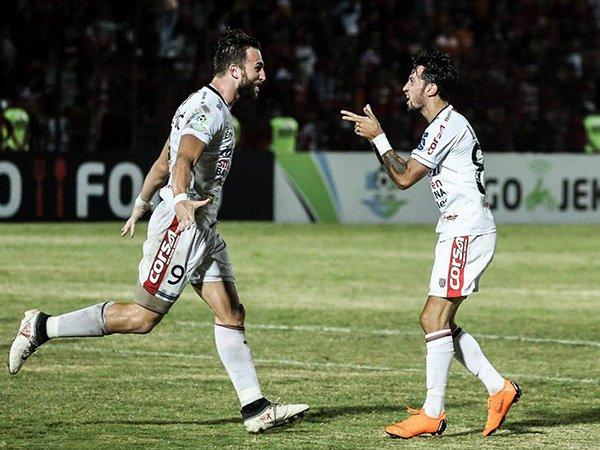 Kerja Keras Jadi Kunci Kemenangan Bali United di Markas Persija