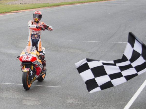 Marc Marquez Ungkap Sulitnya Juarai GP Jerman