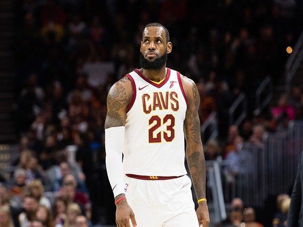 Nike Antusias dengan Keputusan LeBron Gabung LA Lakers