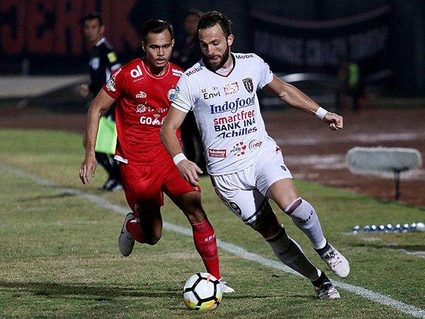 Kalah dari Bali United, Teco Enggan Salahkan Pemain Persija