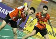 Aaron Chia/Soh Wooi Yik Lolos ke Babak Kedua Singapore Open 2018