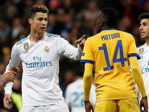 Matuidi Sambut Ronaldo di Juventus dengan Ejekan