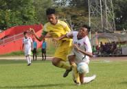 PSP Padang Takluk di Pertandingan Perdana Babak 8 Besar Liga 3 Sumbar