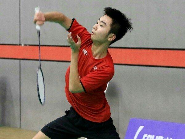 Alvin Ditantang Unggulan Ketiga Asal China di Perempatfinal Asia Junior Championships 2018