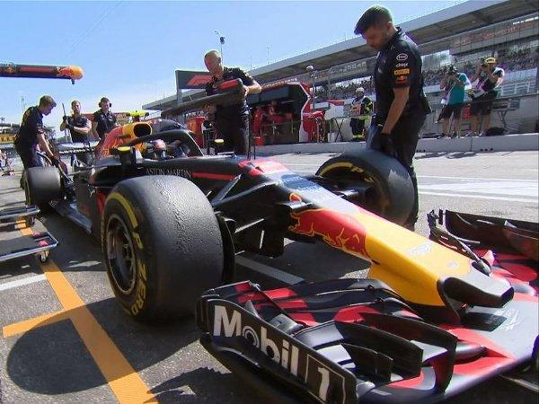 Hasil Lengkap Latihan Bebas Kedua F1 GP Jerman