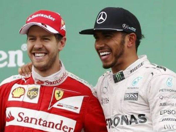 Jadwal Lengkap F1 GP Jerman