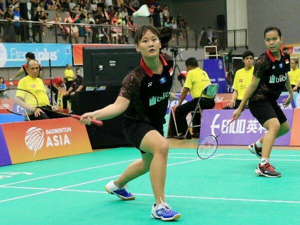 Dua Ganda Putri Lolos Ke Semifinal Asia Junior Championships 2018