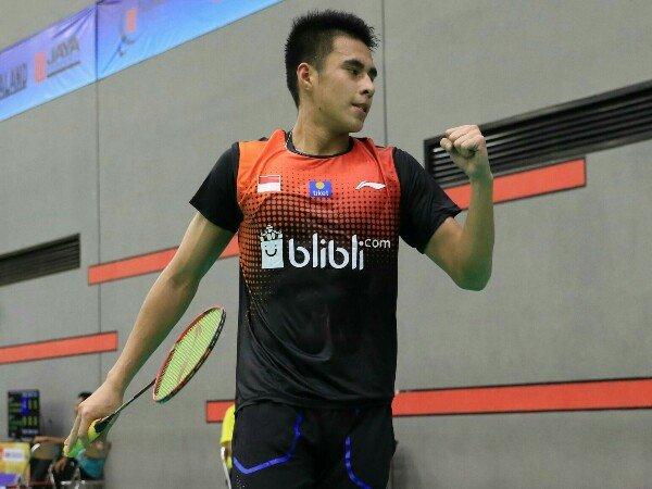 Ikhsan Tembus Semifinal Asia Junior Championships 2018
