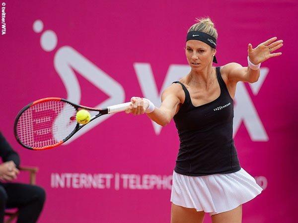 Mandy Minella Tembus Final Di Gstaad
