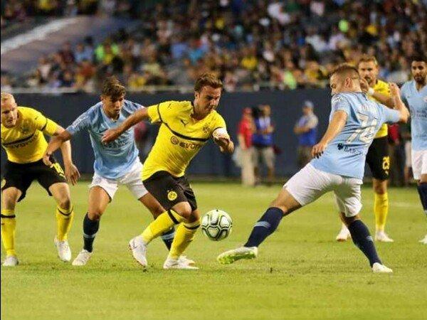 Pep Guardiola Kritik Gaya Bermain Borussia Dortmund