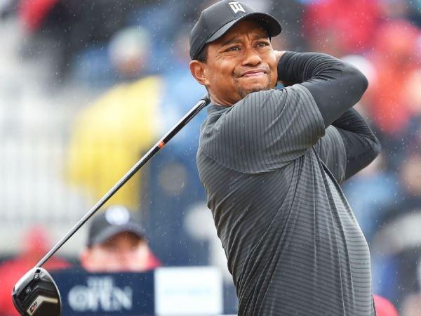 Tiger Woods Jaga Peluang di British Open