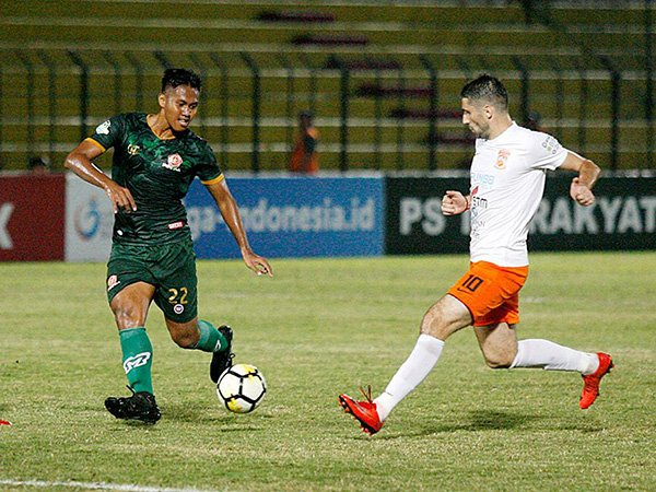 Jelang Putaran Kedua, Skuat Borneo FC Diliburkan Selama Dua Hari