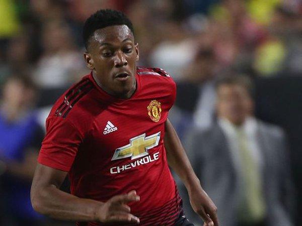 Manchester United Putuskan untuk Pertahankan Anthony Martial
