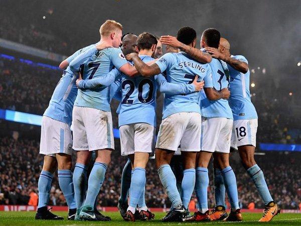 10 Klub Paling Boros di Dunia Sejak 2013, Manchester City Teratas