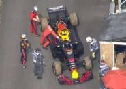 Daniel Ricciardo Gagal Total di F1 GP Jerman