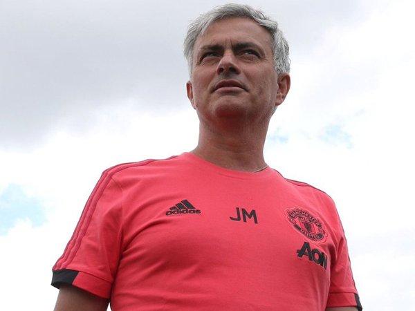 Jose Mourinho Sebut Tur Pramusim MU Kali ini Sangat Aneh
