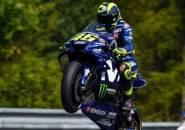 Hasil FP3 MotoGP Ceko, Rossi Melejit Jadi Rider Tercepat