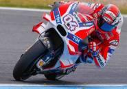 Hasil Kualifikasi MotoGP Ceko, Dovizioso Curi Pole dari Rossi dan Marquez