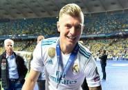 Kroos Dinobatkan Sebagai Pesepak Bola Terbaik Jerman