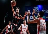 Laga Perdana FIBA Asia Cup U-18, Indonesia Takluk di Tangan Iran