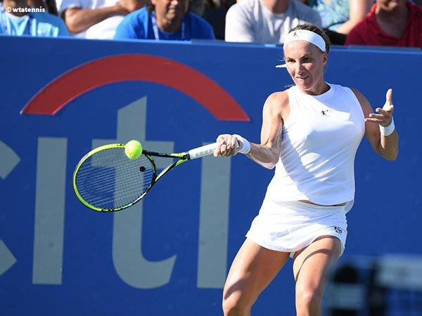 Usai Lolos Ke Final Di Washington, Svetlana Kuznetsova Merasa Luar Biasa