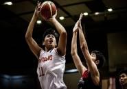 Laga Kedua FIBA Asia Cup U18, Indonesia Kembali Tumbang dari Jepang