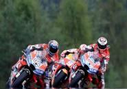 Lorenzo Beberkan Alasan Gagal Salip Dovizioso di Akhir Balapan GP Ceko