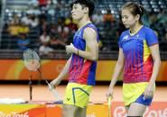 Cedera Tak Akan Hentikan Liu Ying Untuk Tampil di Asian Games