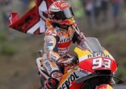 Terus Dikejar Rossi Selama MotoGP Ceko, Begini Komentar Marquez
