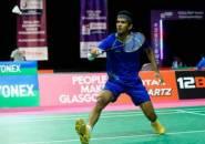 Ajay Jayaram Lolos Babak Ketiga Vietnam Open 2018