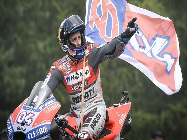 Juara di GP Ceko, Dovizioso Ingin Ulangi Kesuksesannya di GP Austria