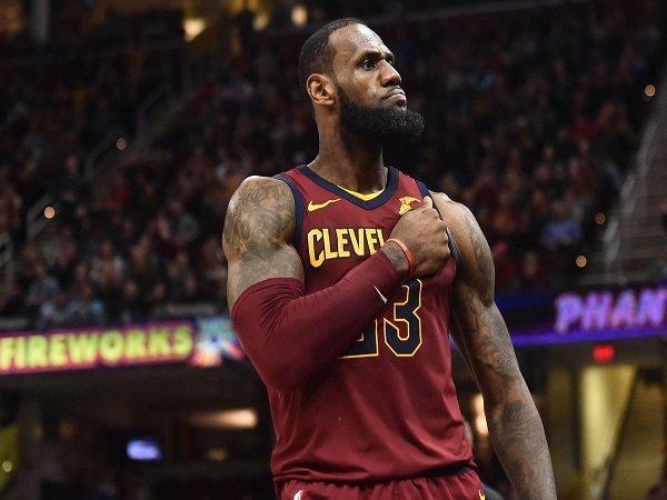 LeBron James Diprediksi Menangkan Gelar MVP Musim 2018-2019