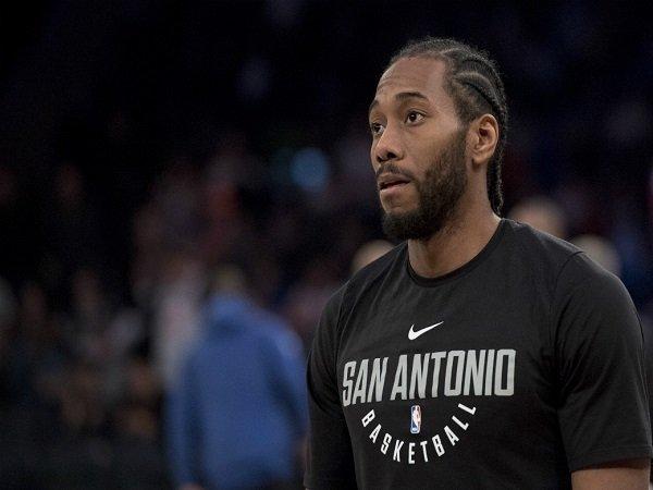 Kawhi Leonard Ucapkan Salam Perpisahan Usai Dilepas San Antonio Spurs