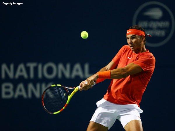 Robohkan Stan Wawrinka, Rafael Nadal Mantap Ke Perempatfinal Di Toronto