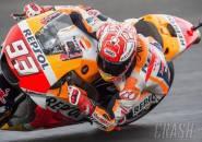 Hasil FP2 MotoGP Austria: Latihan Bebas Kedua Dihentikan Karena Hujan Lebat